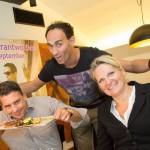 Gernot Kulis eröffnet Wiener Restaurantwoche