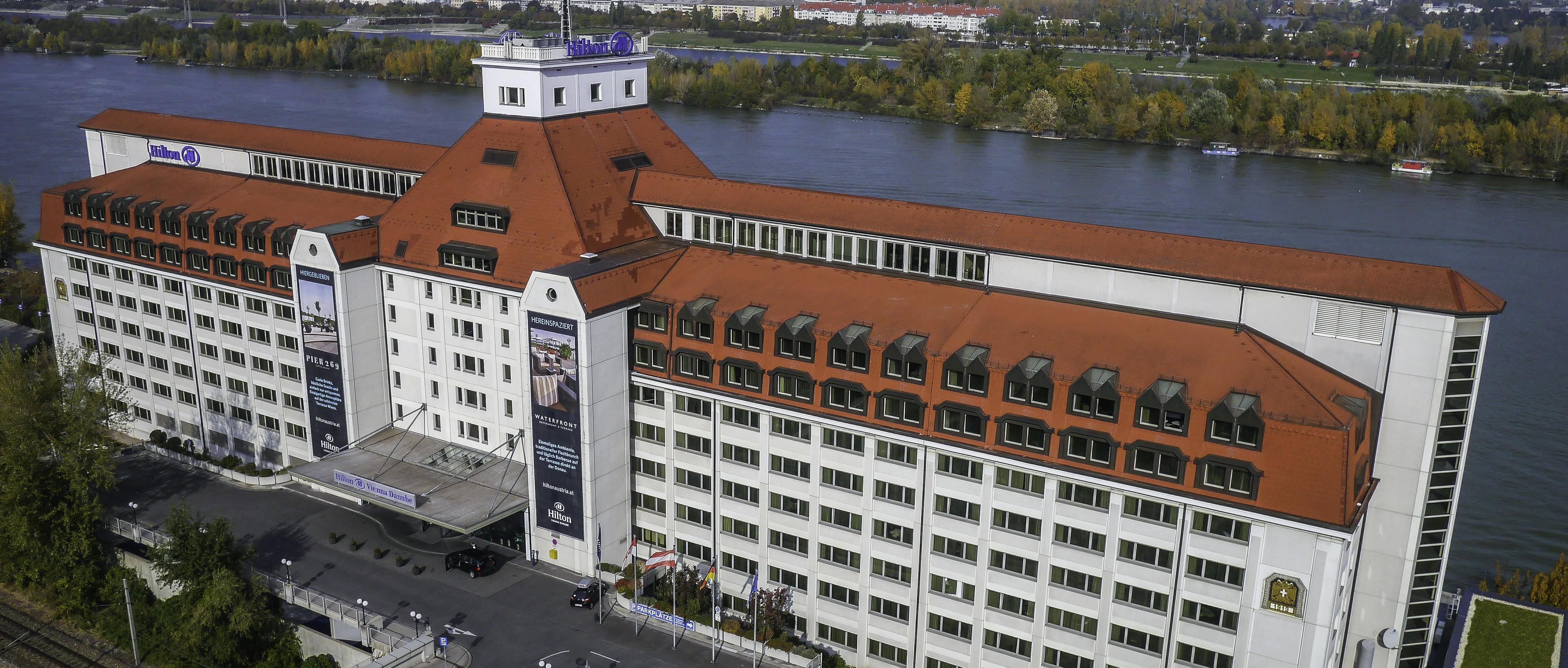 Hilton Hotel In Wien