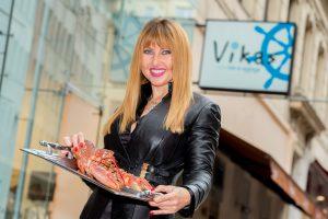 Inhaberin und Gastronomin: Victoriya Pochodnya