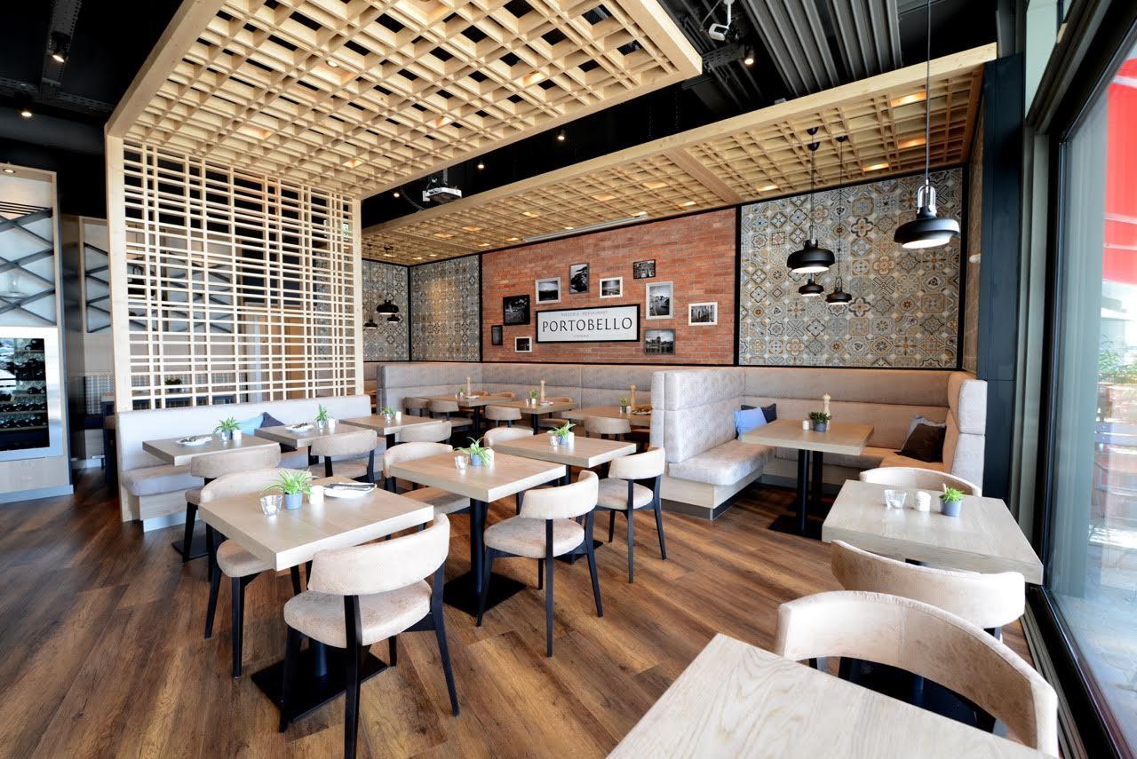 Restaurant Portobello: Mit Pizza, Charme und britischen Akzenten ...