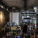 Garage01: Zu Tisch bei Wiens jüngster Gastronomin