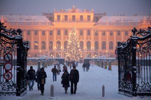 Weihnachtsmarkt Schloss Schönbrunn - Fotocredit:www.weihnachtsmarkt.co.at / Fotograf: Gerhard Fally