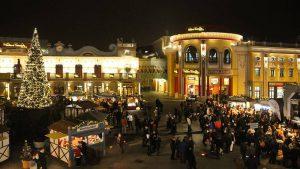 Wintermarkt am Riesenradplatz -Fotocredit: www.wintermarkt.at