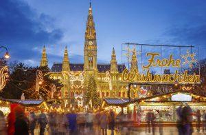 Wiener Weihnachtstraum am Rathausplatz - Fotocredit: iStock