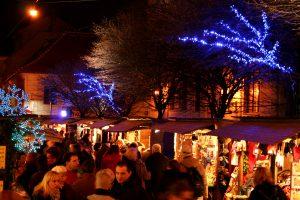Weihnachtsmarkt am Spittelberg - Fotocredit: Karl Lind