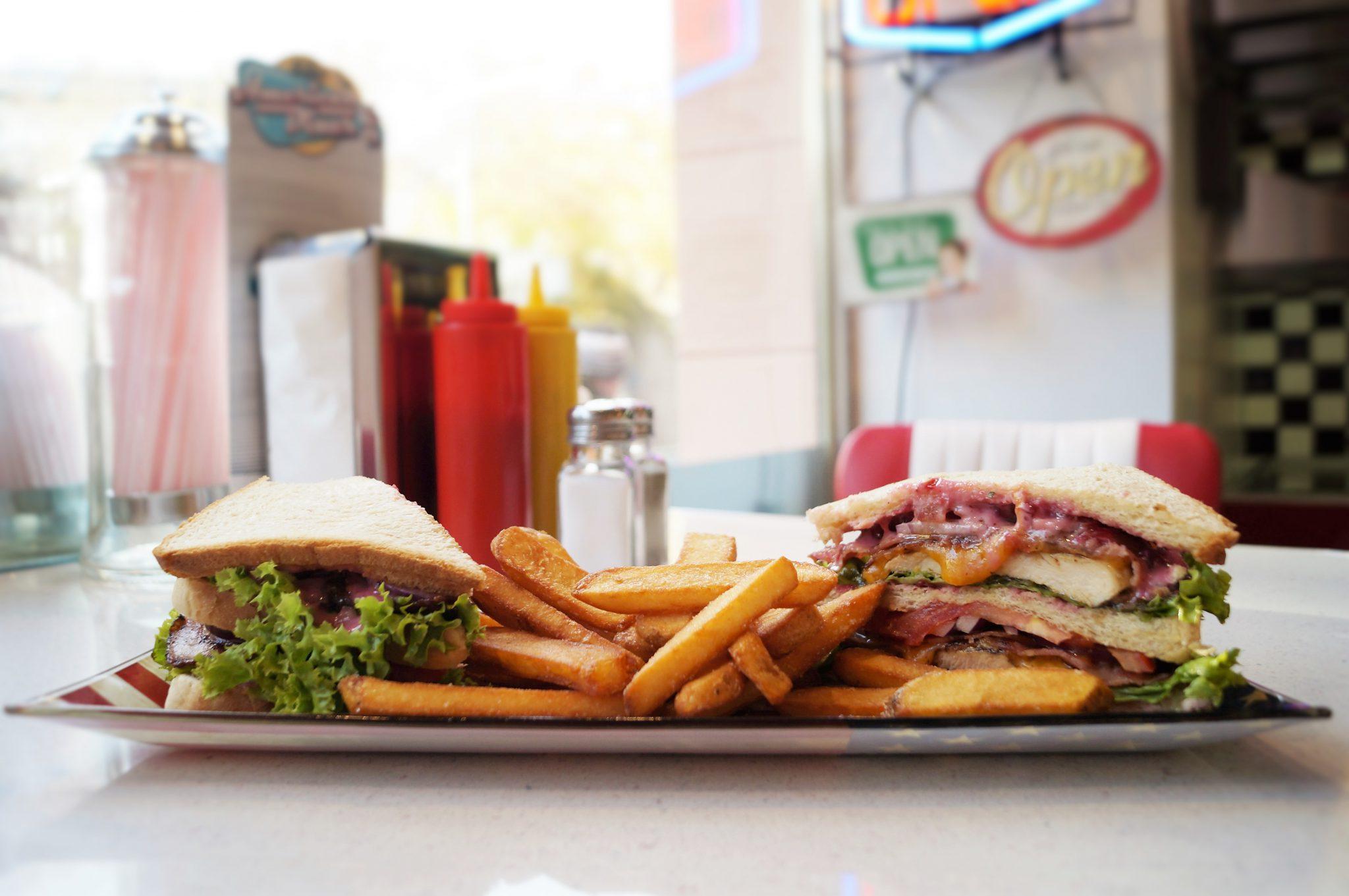 Thanksgiving Sandwich, nur am 24. November - Fotocredit: CAV/AL