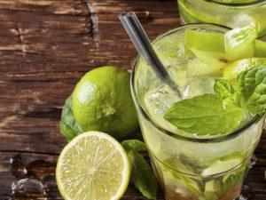 Cocktails im Procacci: Mojito