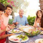 Familienessen in Wien genießen