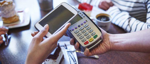 Bezahlung mit Handy