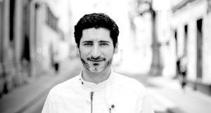 Paul Ivic, Chef de Cuisine TIAN Gourmetrestaurant Wien (c) Ingo Pertramer