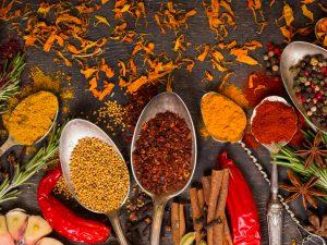 Ayurveda Küche - Gewürze