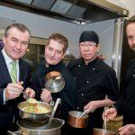 Erstmals 3-Hauben-Restaurants mit Toni Mörwald und Juan Amador bei Wiener Restaurantwoche