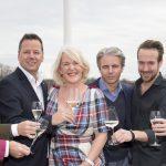 VIPs und Gastronomen geben den Starschuss für die Wiener Restaurantwoche März 2017