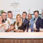 Schlumberger eröffnet Pop Up Bar in der Wiener City