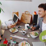 """Kulinarik-Tipp für die Mittagspause:  Gourmetkritiker essen """"gscheit"""" und effizient"""