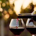 Start der Heurigensaison im Weingarten