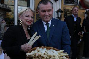 Eva und Toni Mörwald