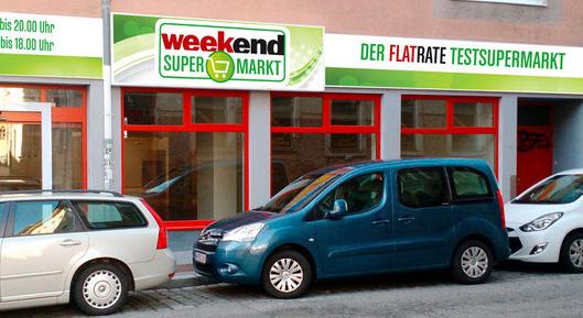 Wien Supermarkt