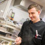 Neuer Küchenchef Lukas Olbrich begeistert im Cuisino Wien