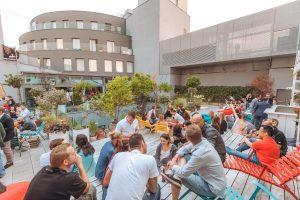 Summer Opening Party, ©Philipp Lipiarski