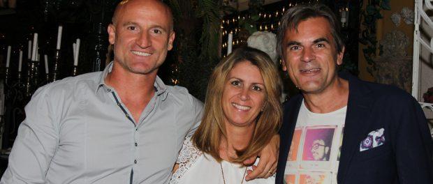 Goran und Katharina Djuricin, Peter Großmann (c) Marchfelderhof, Rudi Meidl