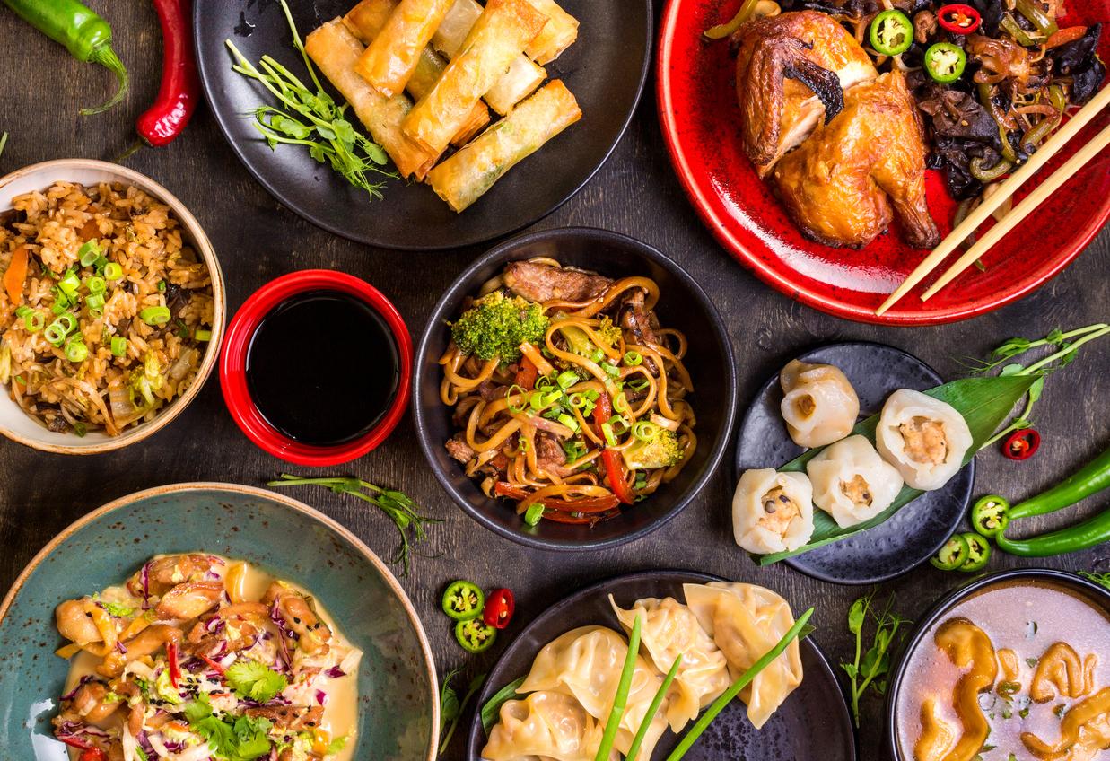 Groß China Küche Menü Galerie - Ideen Für Die Küche Dekoration ...