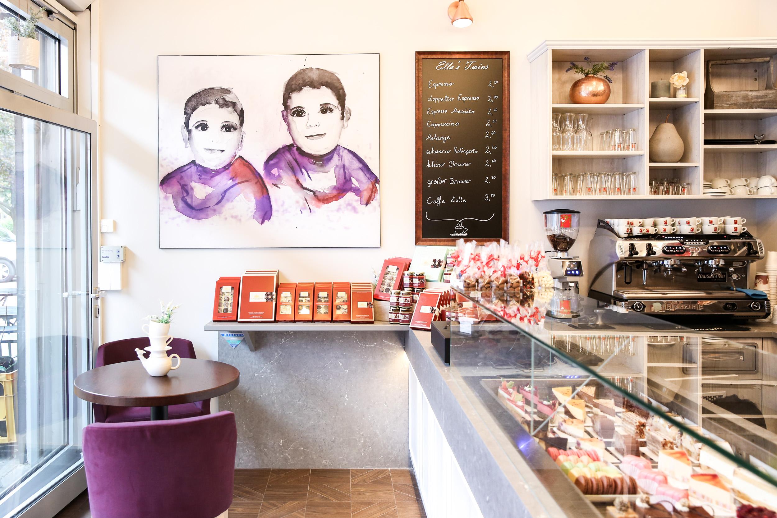 Neu am vorgartenmarkt ella s twins gastro news wien for Jobborse innenarchitektur