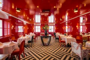 Roter Salon Cuisino Wien (c) Casino Wien