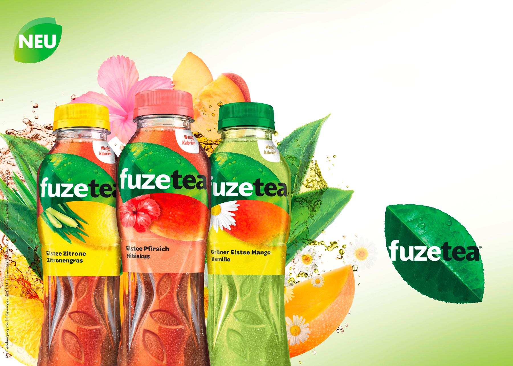 FUZETEA - Der neue Eistee von Coca-Cola | Gastro News .wien