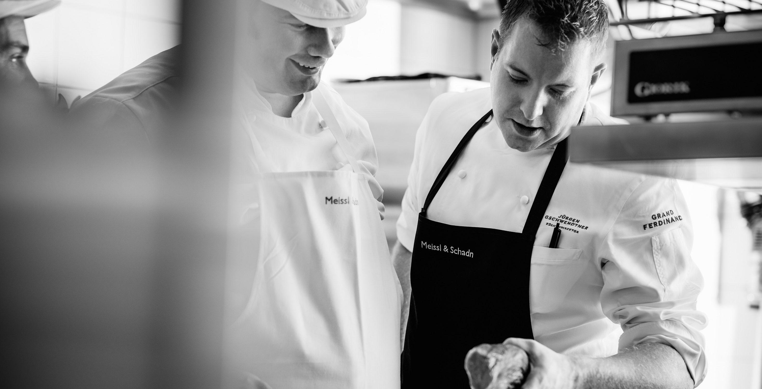 Koch der Woche: Jürgen Gschwendtner, Küchendirektor vom Grand ...