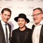 Wiens Society stößt mit Martin Ho auf zehn Jahre DOTS an