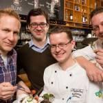 Moderator Scheurer eröffnet Wiener Restaurantwoche mit Teilnahmerekord an Gästen