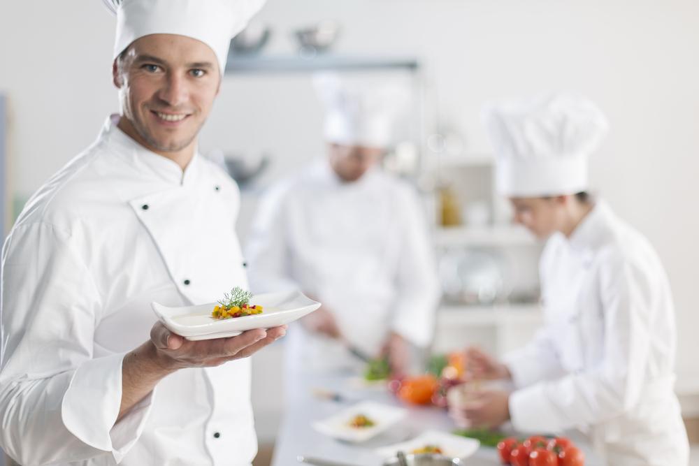arbeitskleidung – sicherheit in der küche