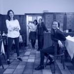 Reine Frauenpower und ein Dreieck im Weißgerberviertel