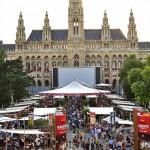 Die kulinarische Seite des Wiener Film Festival