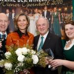 Vier Mal Winzer Krems beim Wiener Opernball 2016
