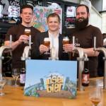 Inselbier: Sommerliches Pale Ale erfrischt am Donauinselfest