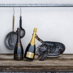 KRUG Champagner geht Partnerschaft mit Sternekoch Konstantin Filippou ein