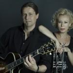 """Swingende Weihnachten mit Wien's """"First couple  of Jazz"""""""