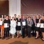 Jacobs und Falstaff verleihen die Goldene Kaffeebohne 2013