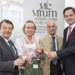 VieVinum 2014: Prominent besetzt, prominent besucht!