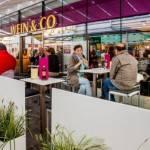 Neugestaltung von Wein & Co in Hietzing