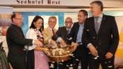 """1. """"Gansl-Party"""" mit Spitzenkšchen beim Gans Burgenland-Genuss Festival in Rust"""