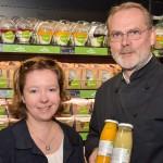 Vegetarische & vegane yamm!-Produkte bei Merkur Hoher Markt