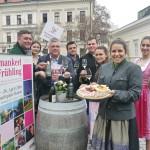 Schmankerl Frühling in Baden: Jetzt auch mit Spezialitäten aus dem Wienerwald