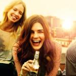 Wiener stehen auf Cider