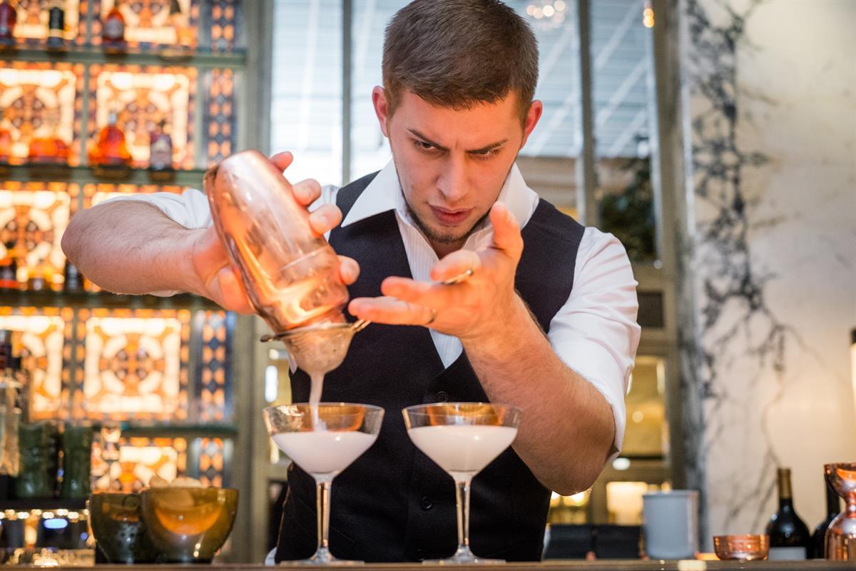 Tolle Barkeeper Anschreiben Probe Bilder - Bilder für das Lebenslauf ...