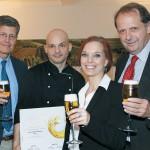Verleihung der Bierkrone 2015 in Wien