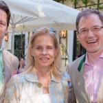 Gerstners Landhaus lädt zur Eröffnung prominente Gäste zur Landpartie