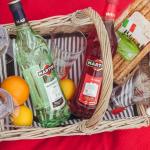 NACHBERICHT MARTINI Pop-up Picknick für den besonderen Aperitivo Moment inmitten der Stadt